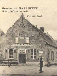 hof van, van holland