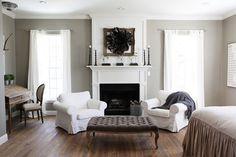 bedroom walls, master bedrooms, paint, magnolia, bedroom designs