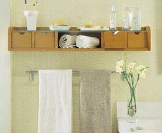bathroom storage inspiration?
