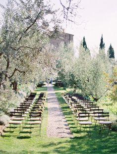 Jose Villa - Tuscan Wedding, Italy