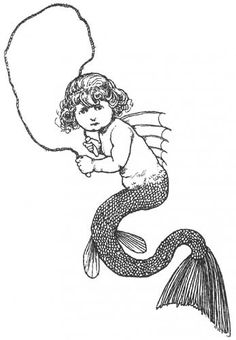 W. Heath Robinson's Little Mermaid
