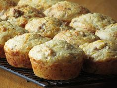 Savory Breakfast Muffins--A Fast Food Breakfast To Go! - Thriving Home