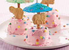 Carousel Cupcakes Recipe