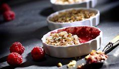 Letnie owoce pod kruszonką - Kuchnia Lidla
