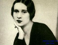 "Gloria Morgan Vanderbilt, mother of famed designer Gloria Vanderbilt. A ""party girl"" of sorts"