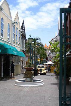 Phillipsburg, St Maarten, Caribbean