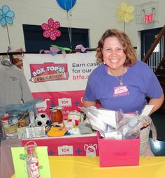 So excited, 57 families brought in over 3,000 Box Tops at Class Assignment Day.  They were working hard to save over summer and help raise $$ for our school!