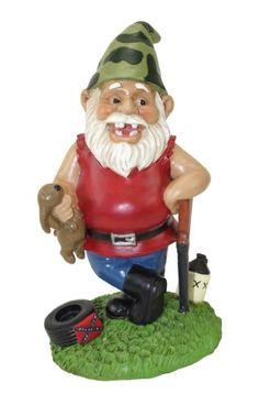 Skeeter the Redneck Gnome