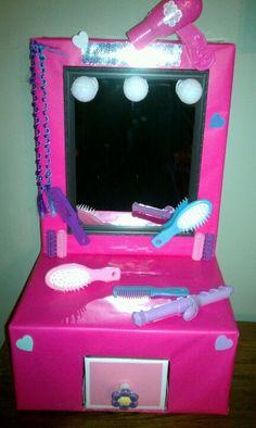"valentine box ideas   Beauty Parlor"" Valentine Box...for ...   Valentine's Day Ideas"