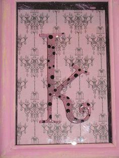 letter k -