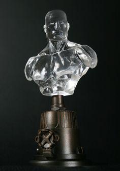 "Iceman by Bowen Designs — 6"" (15.24cm) tall"