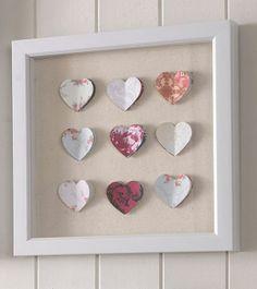 My Favourite Wall Art Ideas | Heart Handmade UK