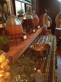Self Service Tea/Lemonade Bar