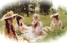 Marie Antoinette, one of my favorite movies (and historical figures)