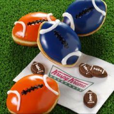 War Eagle Krispy Kreme.  #UltimateTailgate #Fanatics