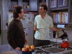 Hilarious Seinfeld Clip (S8E09)