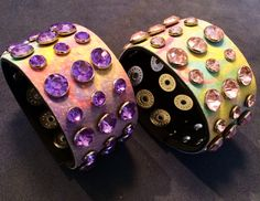 Joxasa multicolored spring cuffs