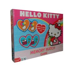 Hello Kitty Memory Match Board Game « Game Searches