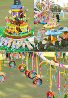 Dr. Seuss Themed Birthday