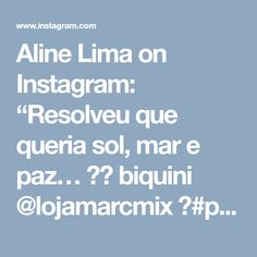 Aline Lima on Instag