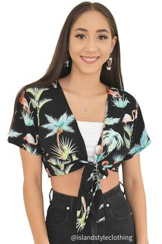 Ladies Wrap Top Flamingo Party ready! Gorgeous cover for a music festival, flamingo party, cruise or casual. #flamingoparty #fashion #flamingoshirt #hensnight #cruisewear #partyshirts #bachelorette #springbreak #pinkshirt #festivalfashion #festivalshirt #musicfestival #ladieshawaiianshirt #hensshirt #hawaiianshirt #ladiesshirt #ladieshawaiianshirt #fancydress #luau #cruise #cruisewear #springbreak #barshirt #schoolies #luaushirt #luau #partyshirt #bacheloretteshirt #corporate #eventshirt