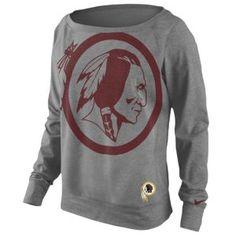 Redskins sweatshirt