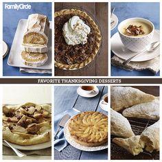 Thanksgiving Desserts #thanksgiving #holidays #desserts