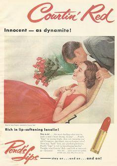 "1955 ad: ""Innocent as Dynamite"""