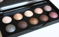Sephora Moonshadow Baked in the Nude eyeshadow palette~ when you want sheer color with lots of sparkle :)