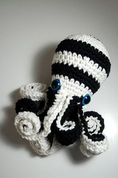 Octopus plush <3
