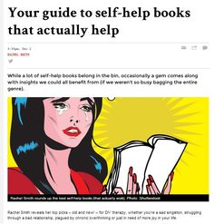 RC GUEST POST: Your guide to self-help books that actually help | Reality Chick