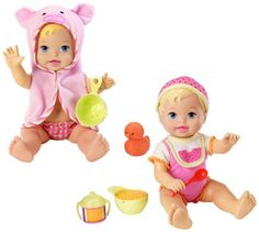 Little Mommy  http://247moms.com/2012/12/win-little-mommy-dolls-giveaway-25-days-of-christmas-giveaways/#comment-140703