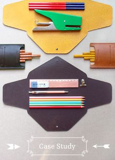 present make leather goods now!