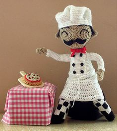 Gino with pizza by splinkn, via Flickr