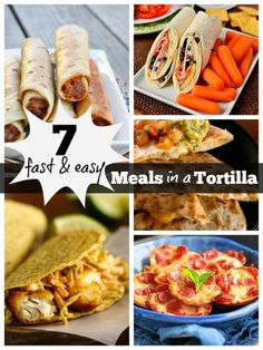 7 Fast and Easy Meal