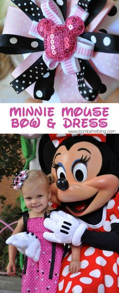 This Minnie Mouse bo
