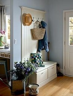 Entryway Organization on Pinterest
