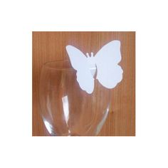 £4 Butterfly Wedding Place Cards Table Decorations 50
