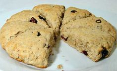 Scottish Oat Scones (pic from Google images) - I didn't put the ...