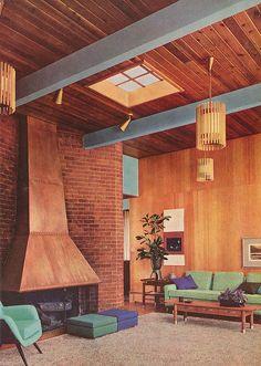 from a ca 1960 Better Homes & Garden Decorating Ideas book.