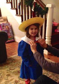 Madeline Costume!