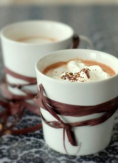 capuccino coffee lovers, chocolates, hot chocolate, cups, cocoa, hot drinks, latte, food presentation, hot coco