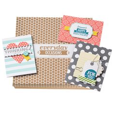 The Everyday Occasions Cardmaking Kit by Stampin' Up!