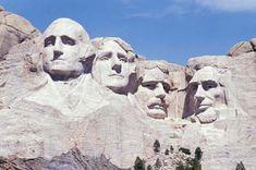 Mt Rushmore Nat Memorial-Shrine of Democracy!