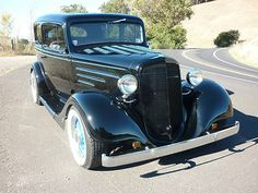 Chevrolet : Other 2 DOOR SEDAN 1935 CHEVROLET Stan - http://www.legendaryfinds.com/chevrolet-other-2-door-sedan-1935-chevrolet-stan/