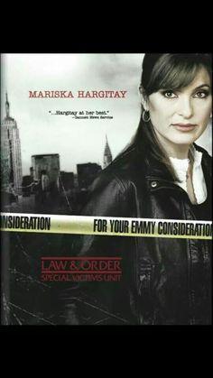 Mariska Hargitay ~ always the best