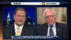 The Koch Brothers and the Puppets They Control (I have such a politi-crush on Bernie! He's the man!)