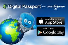 Teach and test the basics of online life with Digital Passport! Games and videos to engage 3rd - 5th graders are now available on iOS and Android.