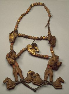 Bridle  Pazyryk Culture, 5th-4th century BC  The Hermitage Museum
