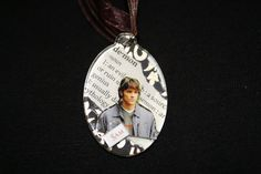 INSPIRED Supernatural Dean Sam Winchester Demon by BrulezRulez, $8.00